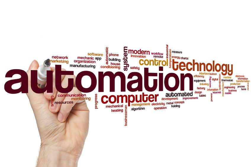 41633441 - automation word cloud concept